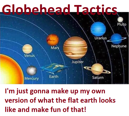 Flat Earth Memes - Page 3 Globeh10