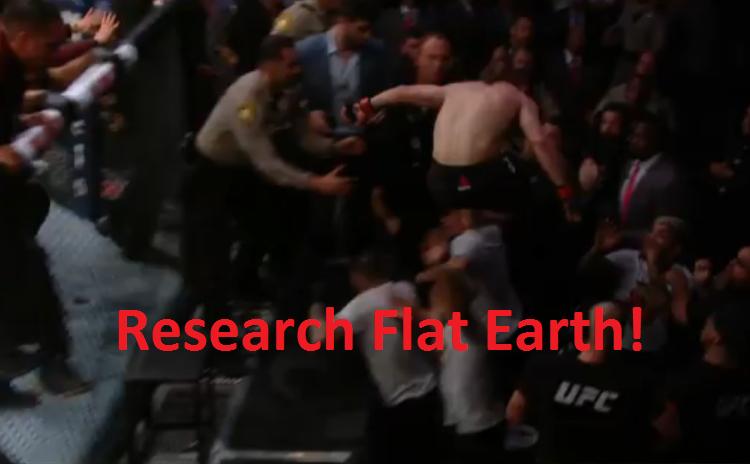 Flat Earth Memes - Page 3 Khabib10