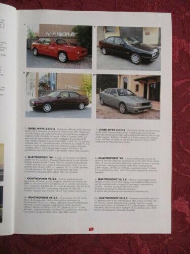 Libro - Maserati Auto - Sport -Cultura (luglio 1993 - dicembre 1996) Libro_11