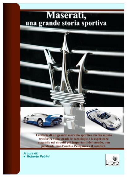 Libro - audiolibro CD/MP3/e-Book: Maserati, una grande storia sportiva Lybra_10