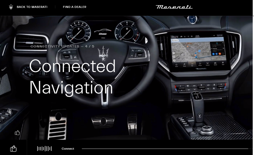 Maserati Ghibli Hybrid  - Pagina 10 Screen10