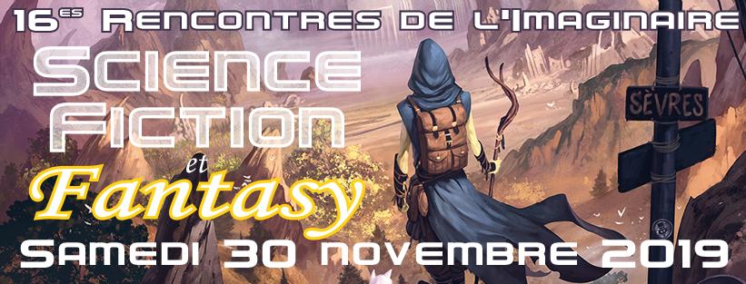 Les Rencontres de l'imaginaire à Sèvres (30 novembre 2019) 71702410