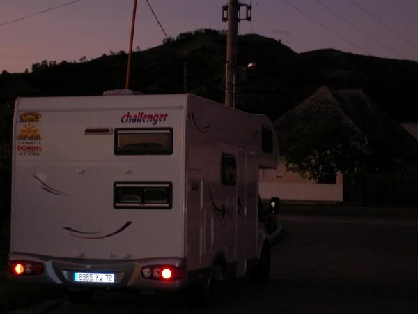 Quelques photos de mon périple dans les Carpates Campin10