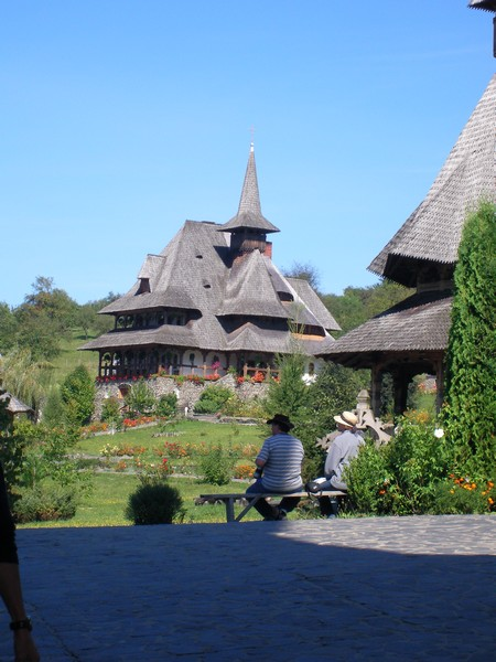 Quelques photos de mon périple dans les Carpates Monast10