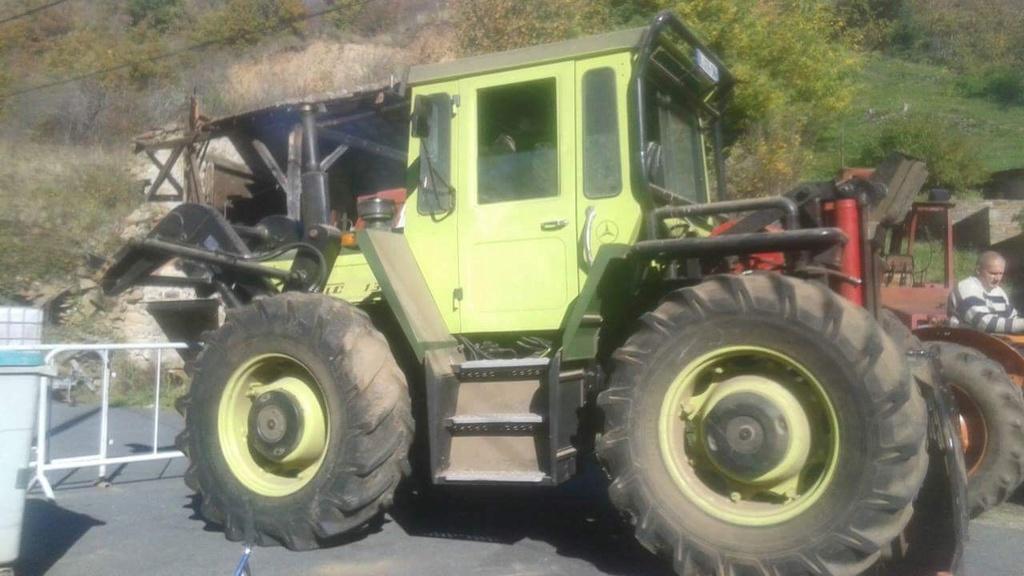Unimog 406 120 TA Forestier 0e13cf10
