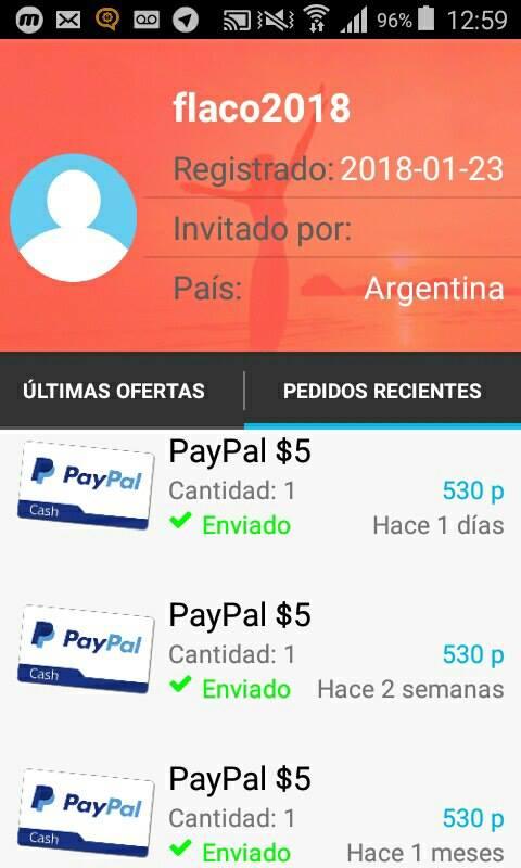 PAGANDO Gifhunter Club mas de 20$ YA GANADOS 37011710