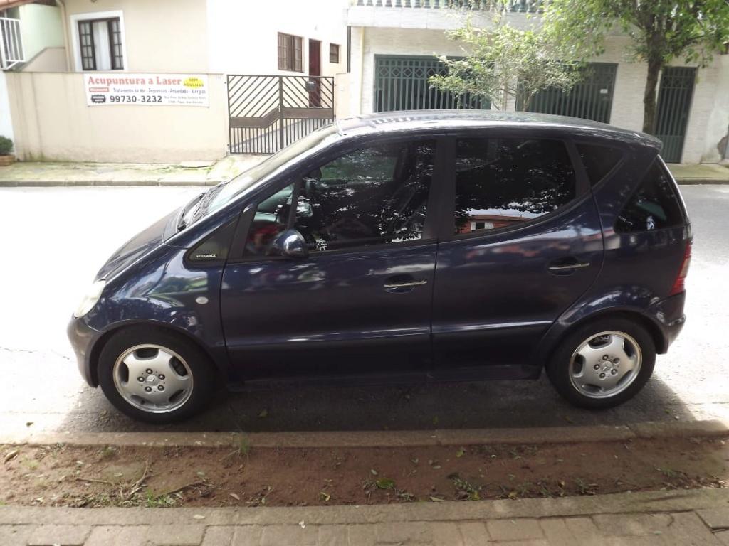 Vendo Classe A 160 semi 99/99 Img-2010