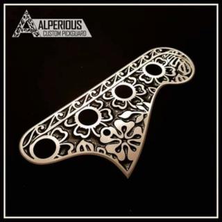 Alperious Custom Pickguard. Fb_img11