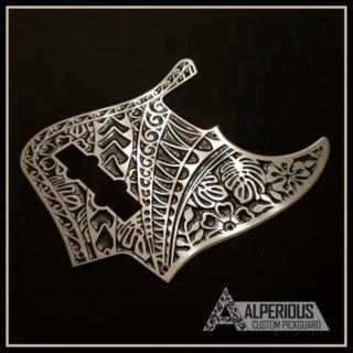 Alperious Custom Pickguard. Fb_img14