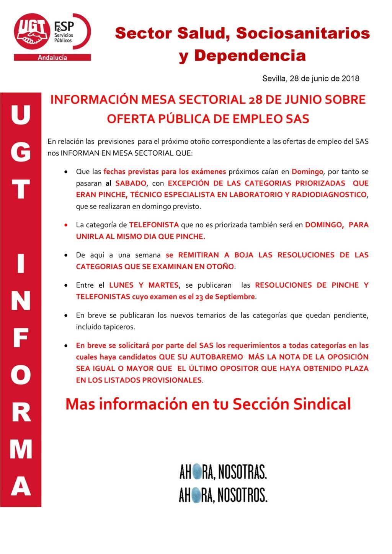 Lista de aprobados oposiciones 2015 YA!!! Ugt_in11