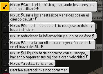 [IMPERIO] Centro de reconstrucción quirúrgica Sanaci97