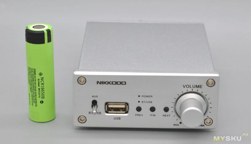 Modifiche NIKKODO NK-368R USB e bluetooth (TPA 3116D2)  25723210