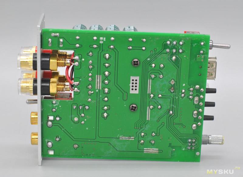 Modifiche NIKKODO NK-368R USB e bluetooth (TPA 3116D2)  8f9ef210