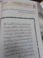 سورة مريم ( 2 ) . تلاوة وفهم . 15692212