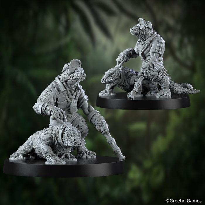 [Greebo] Hommes-Lézards, Slanns & Amazones - Page 3 Arbitr10
