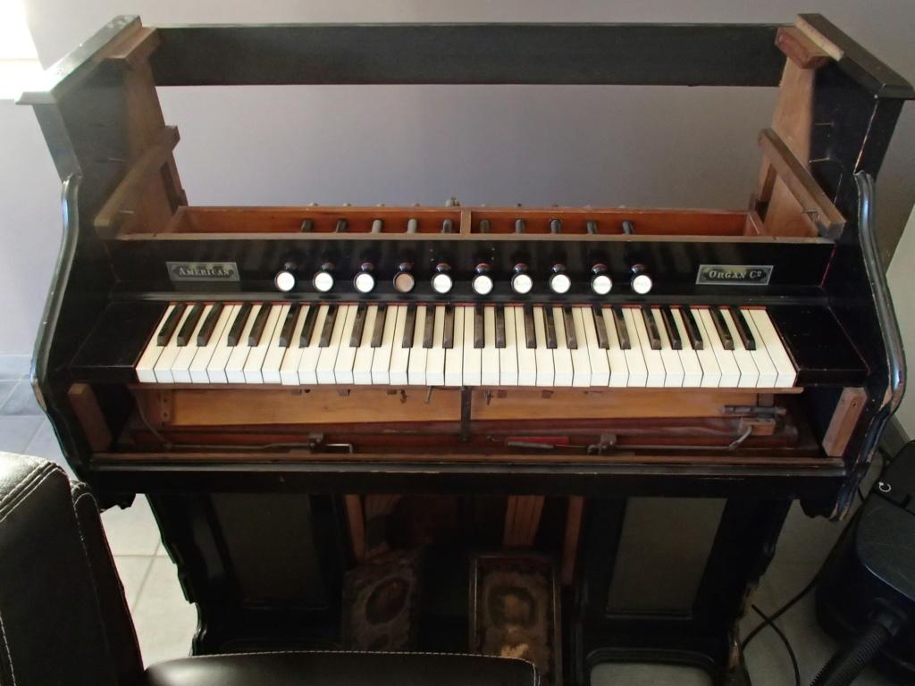 "Aide pour restauration ""American Organ Co"" Pb170310"