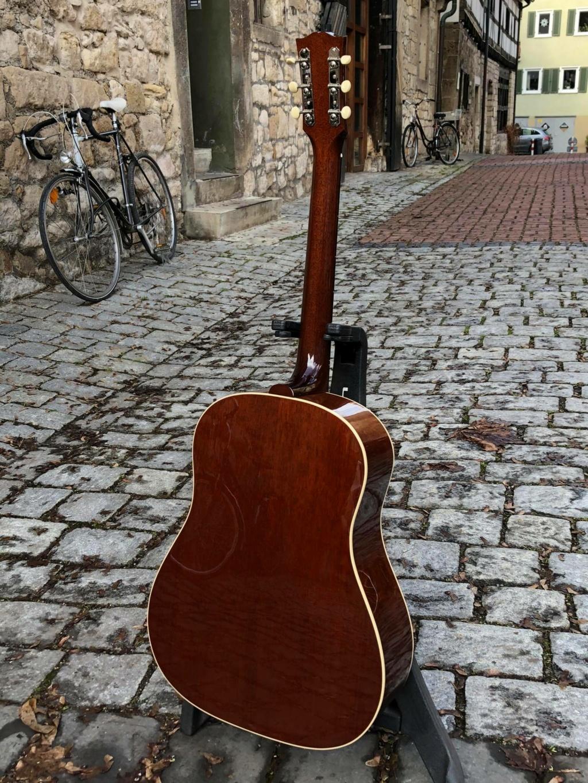 Blazer & Henkes J50  nouvelles photos de la guitare terminée :) 14699710