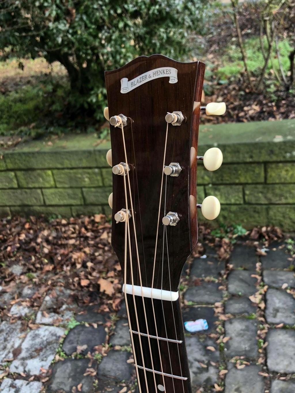 Blazer & Henkes J50  nouvelles photos de la guitare terminée :) 14716910