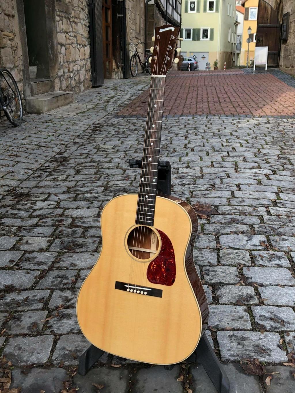 Blazer & Henkes J50  nouvelles photos de la guitare terminée :) 14725510
