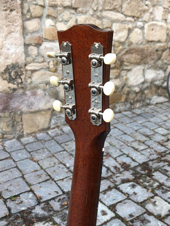 Blazer & Henkes J50  nouvelles photos de la guitare terminée :) 14729010