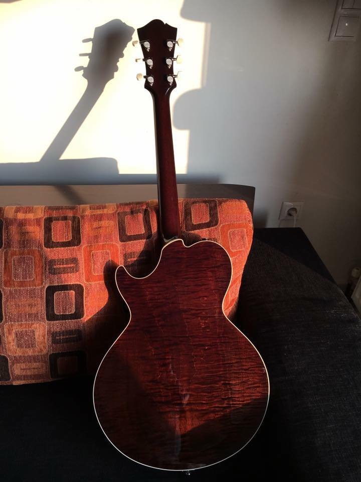 Archtop Collings Statesman LC  Image210