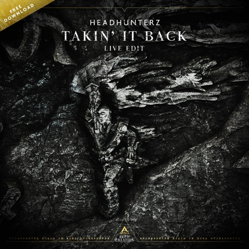 HeadHunterz - Takin It Back (Live Edit) 53532410