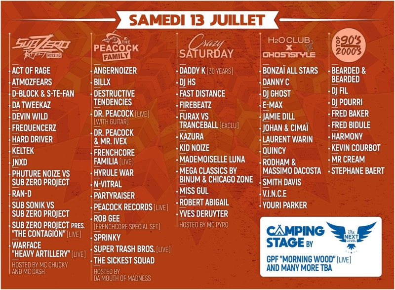 SO W'Happy Festival - 10 Juillet 2021 - Chemin d'Howardries - Rongy - BE 61197010
