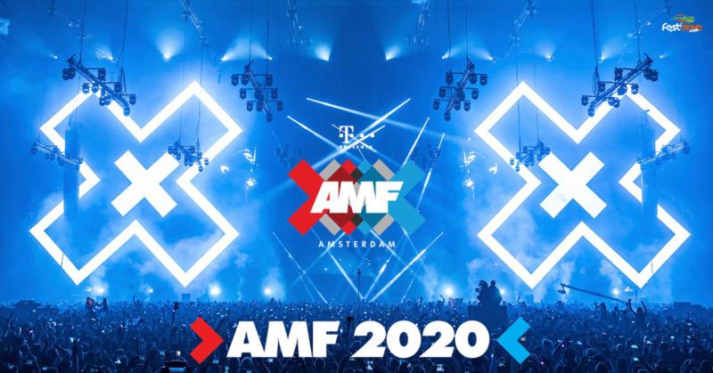 AMSTERDAM MUSIC FESTIVAL - 24 Octobre 2020 - Johan Cruijff ArenA - NL Amf-2010