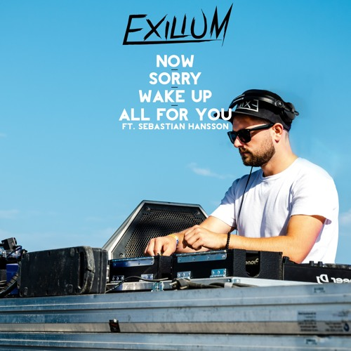 Exilium ft. Sebastian Hansson - All For You Artwor18