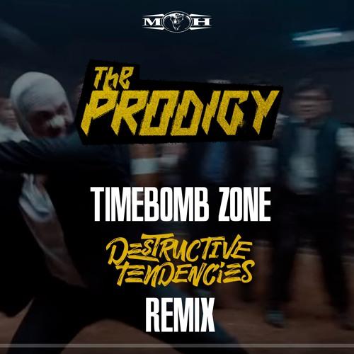 The Prodigy - Timebomb Zone (Destructive Tendencies remix) Artwor25