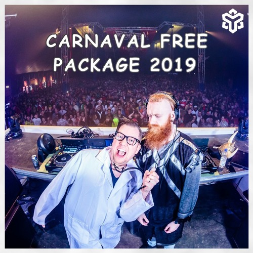 Dj Thera - Carnaval Free Package 2019 Artwor27