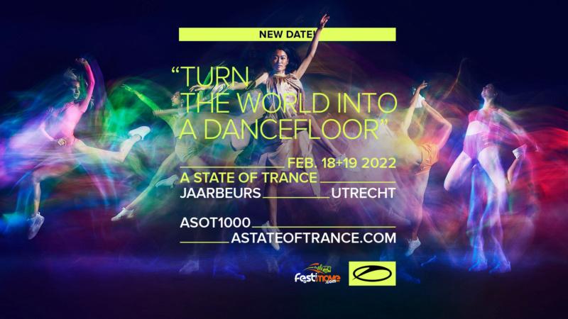 A STATE OF TRANCE 1000 - 19 Février 2022 - Jaarbeurs - Utrecht - NL Asot-110