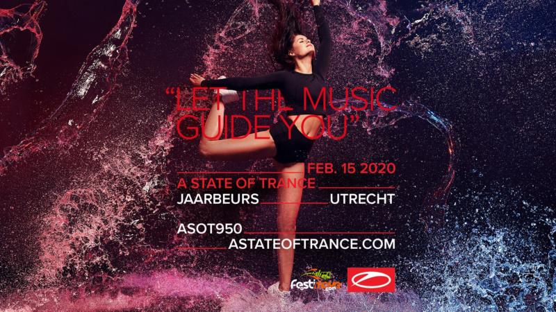 A STATE OF TRANCE 950 - 15 Fevrier 2020 - Jaarbeurs - Utrecht - NL Asot9511