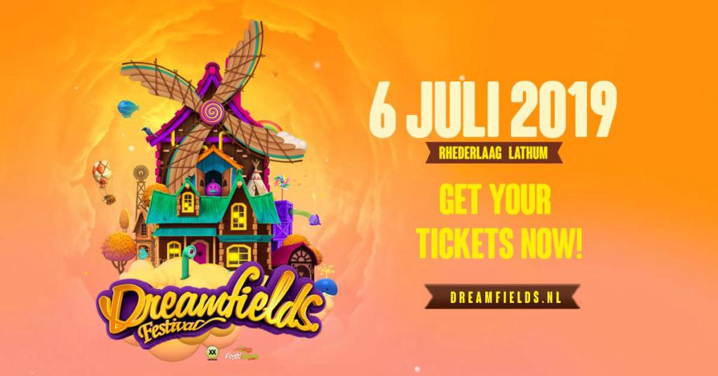 DREAMFIELDS FESTIVAL - samedi 6 Juillet 2019 - Recreatieterrein Rhederlaag, Lathum - NL Bandre10