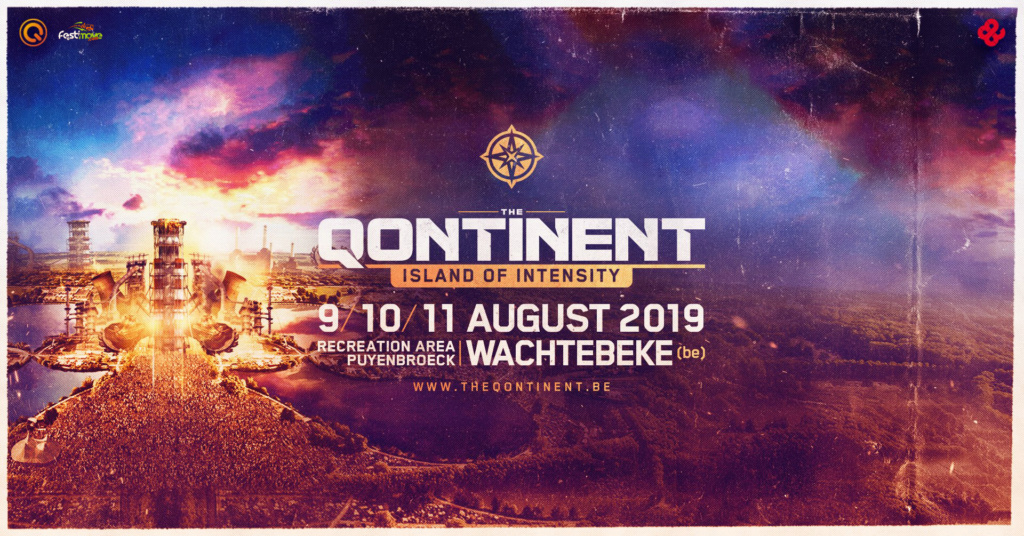 THE QONTINENT - 9-10-11 Aout 2019 - Recreation area Puyenbroeck, Wachtebeke - BE Banqon10