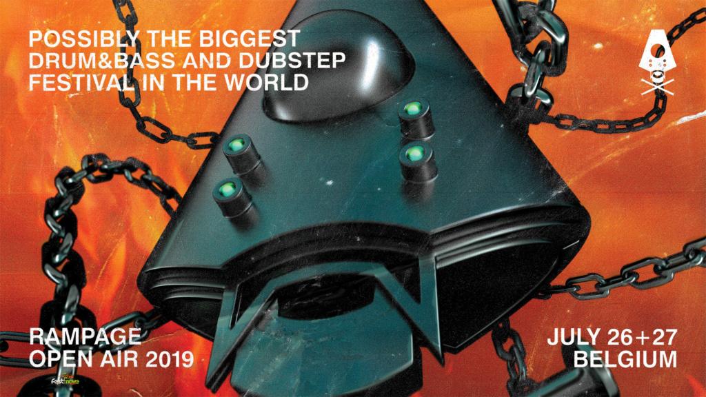 RAMPAGE OPEN AIR - 26-27-28 Juillet 2019 - Balendijk-Kristalpark, Lommel - BE Banram10