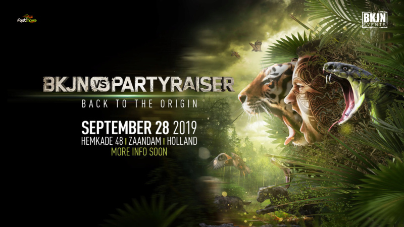BKJN vs. Partyraiser - Back To The Origin - Samedi 28 Septembre 2019 - North Sea Venue - Zaandam - NL  Bkjn-p10
