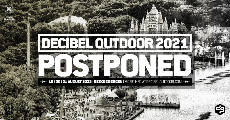 DECIBEL OUTDOOR - 19 au 22 Août 2022 - Beekse Bergen, Hilvarenbeek - NL Decibe12