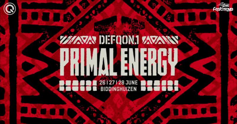 DEFQON.1 - Primal Energy - 26 au 29 Juin 2020 - Evenemententerrein Walibi World - Biddinghuizen - NL Defqon11