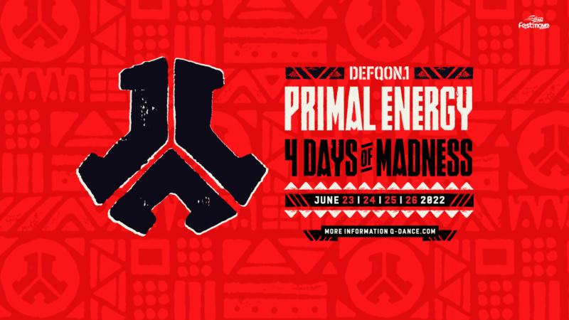 DEFQON.1 - Primal Energy - 24 au 27 Juin 2022 - Evenemententerrein Walibi World - Biddinghuizen - NL Defqon13