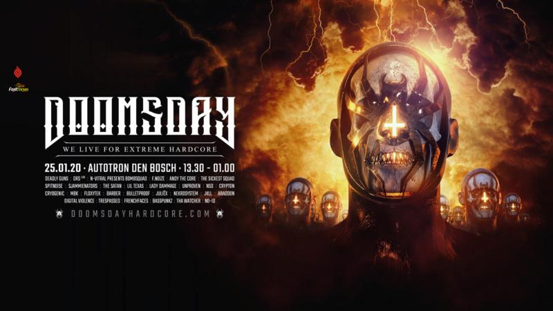 Doomsday - 25 Janvier 2020 - Autotron - Rosmalen - NL Doomsd10