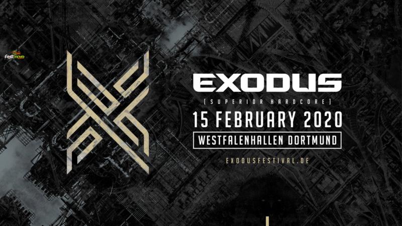 EXODUS - 15 Février 2020 - Westfallenhallen - Dortmund - Allemagne Exodus10