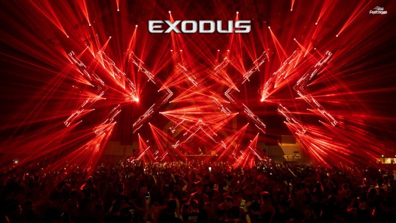 EXODUS - 13 Février 2021 - Westfallenhallen - Dortmund - Allemagne Exodus11