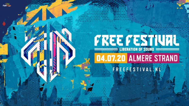 Free Festival - 4 Juillet 2020 - Almere Strand - NL Free-f10