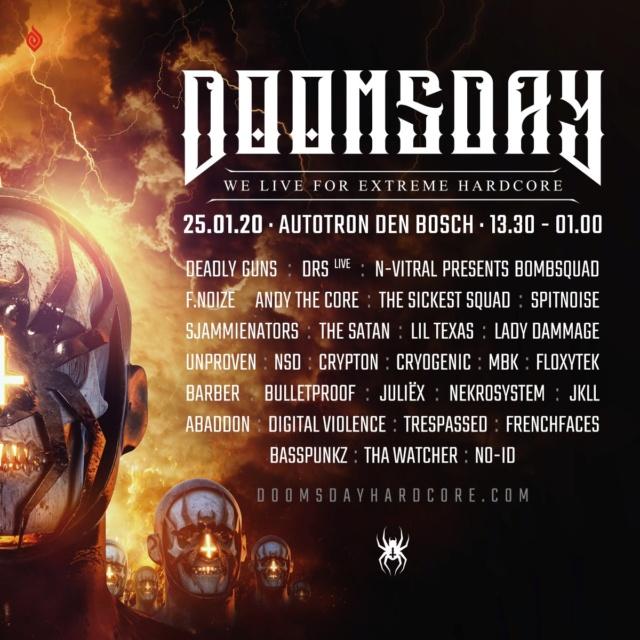 Doomsday - 25 Janvier 2020 - Autotron - Rosmalen - NL Full-l10