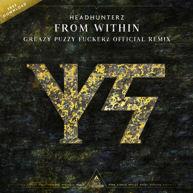 Headhunterz - From Within (GPF OFFICIAL REMIX) Headhu10