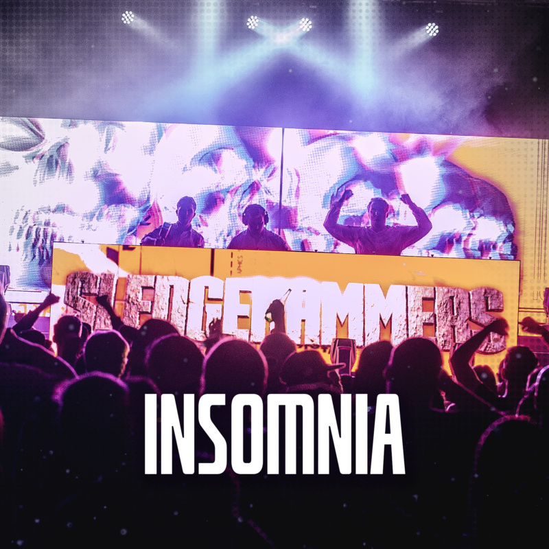 Sledgehammers - Insomnia Insomn10