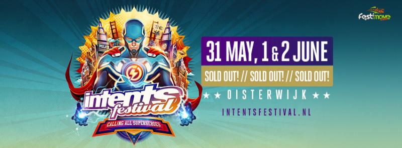 INTENTS FESTIVAL WEEKEND - 31 Mai au 2 Juin 2019 - Oisterwijk (NL) Intent10