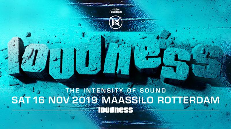 LOUDNESS - 16 Novembre 2019 - Maassilo - Rotterdam - NL Loudne10