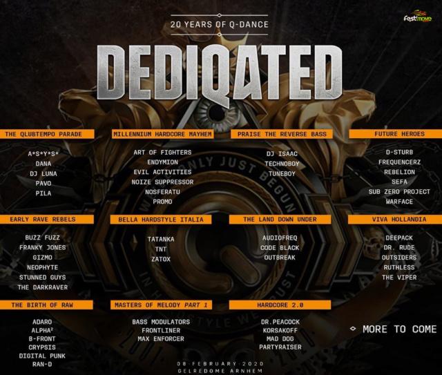 DEDIQATED - Les 20 ans de Q-Dance - 8 Février 2020 - Gelredome - Arnhem - NL Lutemp10